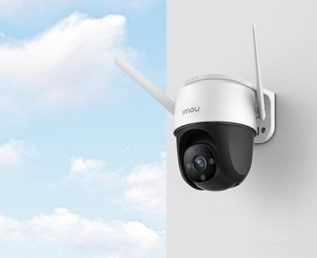Camera IP Wifi PTZ 2MP IPC-S22FP-IMOU Cruiser