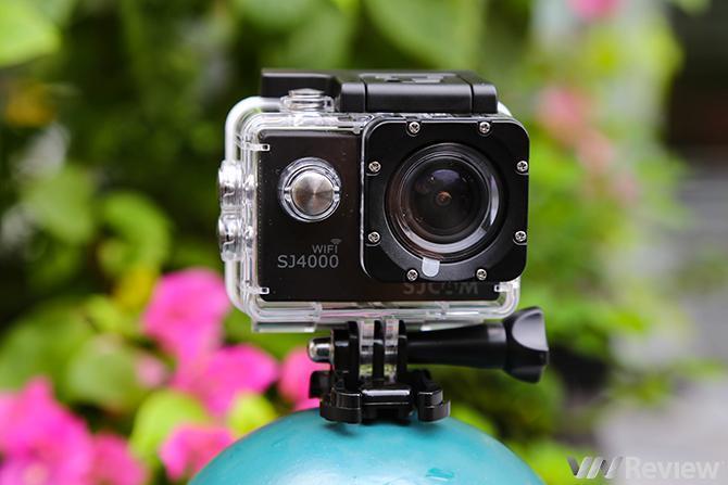 Camera thể thao SJCAM 4000 WiFi màn hình 2.0