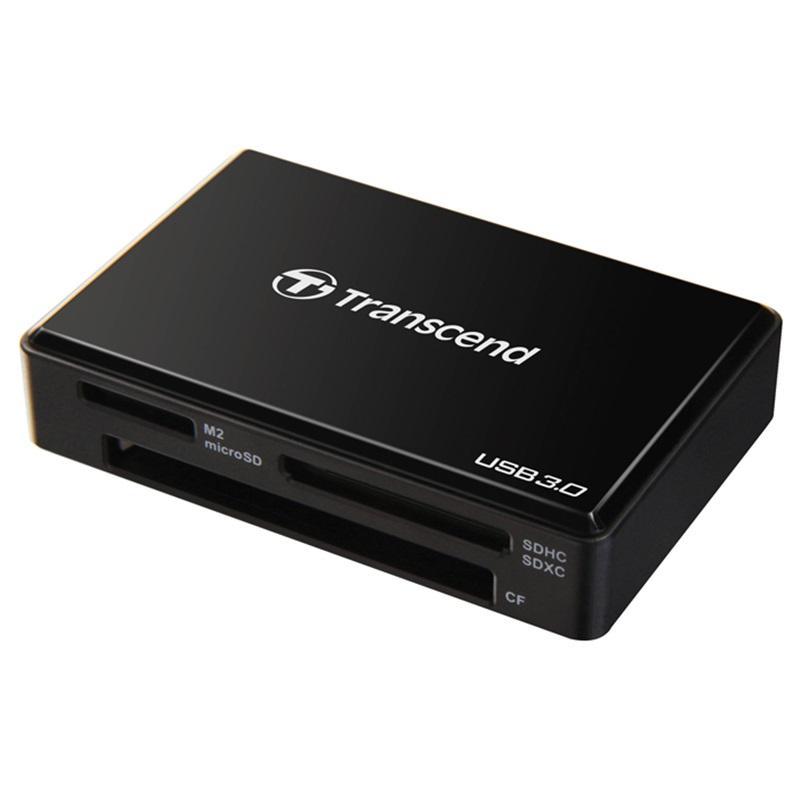 Đầu Đọc Thẻ Nhớ Transcend USB 3.0