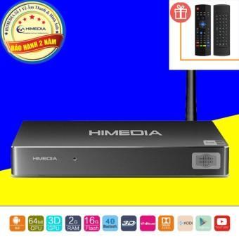 HIMEDIA A5 OCTA CORE 2017 - LÕI TÁM AMLOGIC S912 , ANDROID 6.0 , RAM 2GB, ROM 16G