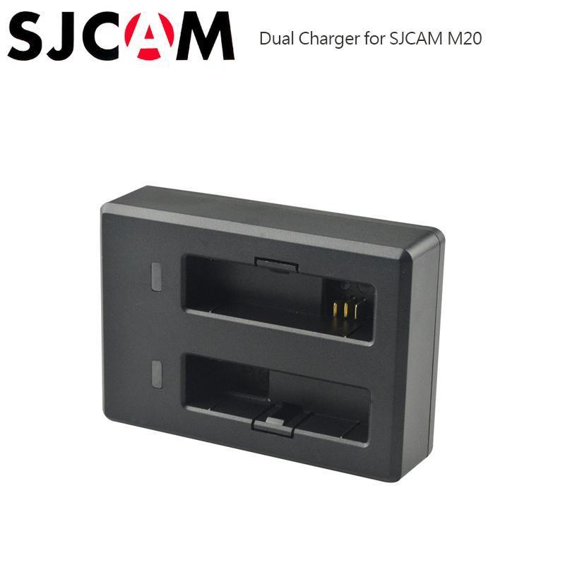 Sạc đôi chính hãng SJCAM M20