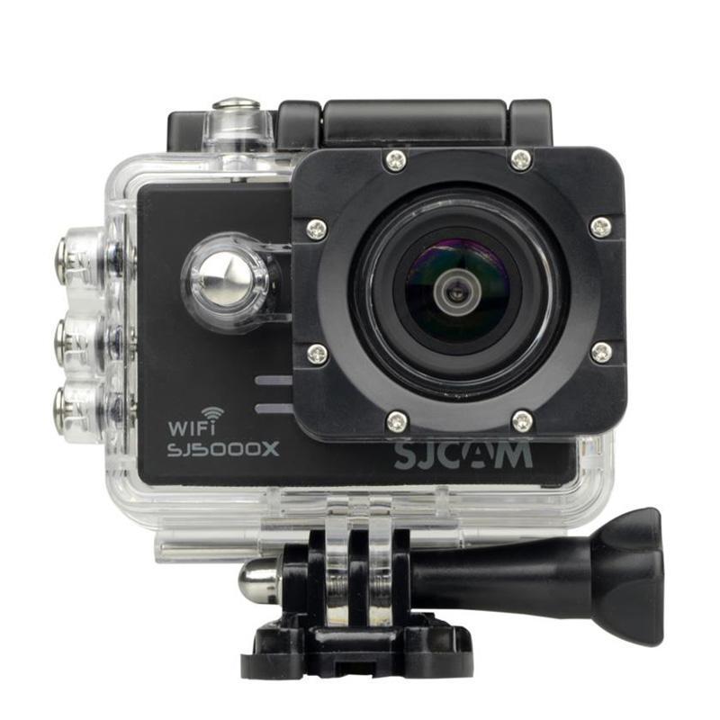 Sjcam SJ5000X 2K GYRO WIFI màn hình 2 inch, chống rung