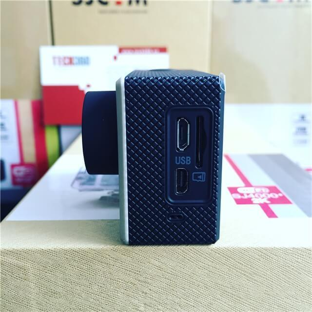 Sjcam Sj5000X Elite 4k Sony Im078 Gyro 4K24