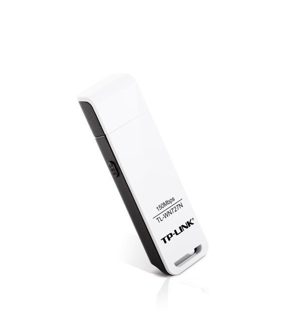 TP-LINK TL-WN727N - USB THU SÓNG WIFI CHUẨN N 150MBPS