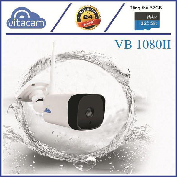 VITACAM VB1080II - CAMERA IP NGOÀI TRỜI